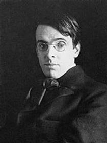 Picture of an author: W.B. Yeats