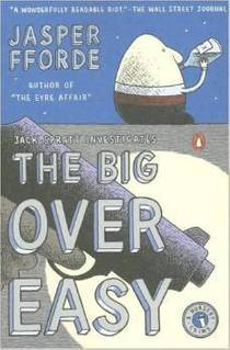 Picture of a book: The Big Over Easy