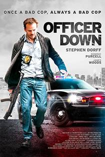 Picture of a movie: Officer Down