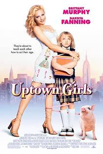 Picture of a movie: Uptown Girls