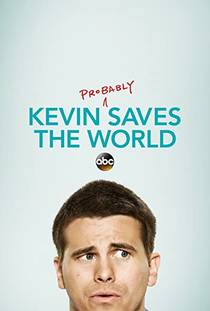 Picture of a TV show: Kevin (probably) Saves The World