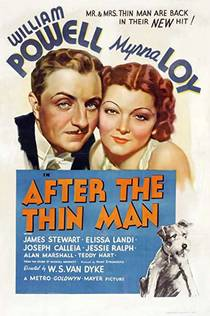 Picture of a movie: After The Thin Man