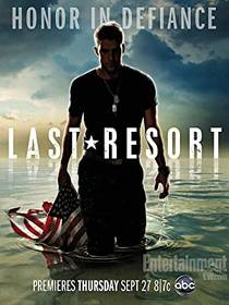 Picture of a TV show: Last Resort
