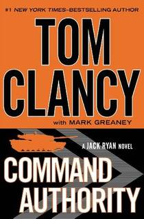 Picture of a book: Command Authority