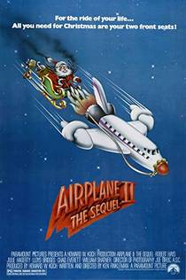 Picture of a movie: Airplane II: The Sequel