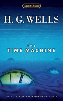Picture of a book: The Time Machine