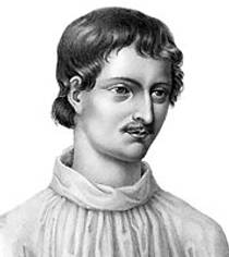 Picture of an author: Giordano Bruno