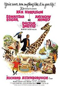 Picture of a movie: Doctor Dolittle