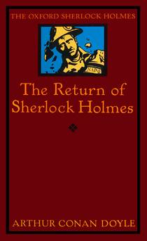 Picture of a book: The Return Of Sherlock Holmes