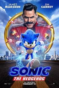 Picture of a movie: Sonic The Hedgehog