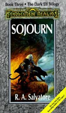 Picture of a book: Sojourn