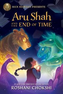 Picture of a book: Aru Shah And The End Of Time