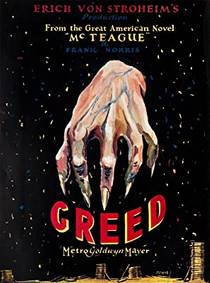 Picture of a movie: Greed