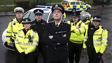 Picture of a TV show: Scot Squad