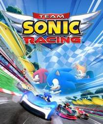 Picture of a game: Team Sonic Racing