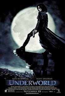 Picture of a movie: Underworld
