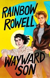 Picture of a book: Wayward Son
