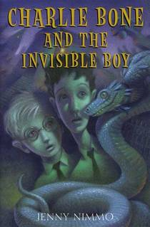 Picture of a book: Charlie Bone And The Invisible Boy