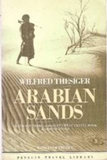 Picture of a book: Arabian Sands