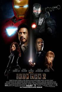 Picture of a movie: Iron Man 2