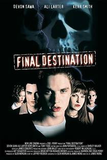 Picture of a movie: Final Destination