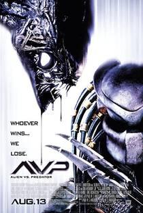 Picture of a movie: Alien Vs. Predator