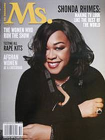 Picture of an author: Shonda Rhimes