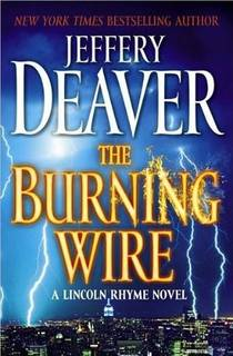 Picture of a book: The Burning Wire