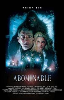 Picture of a movie: Abominable