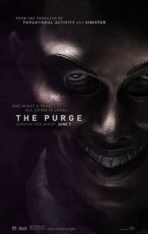 Picture of a movie: The Purge