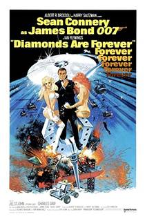 Picture of a movie: Diamonds Are Forever