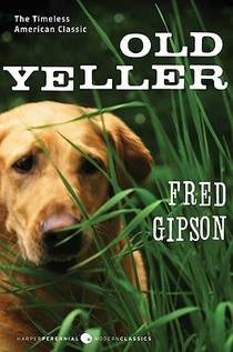 Picture of a book: Old Yeller