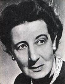 Picture of an author: Josephine Tey