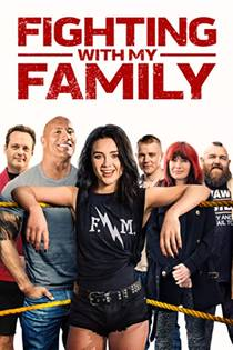 Picture of a movie: Fighting With My Family