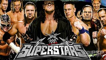 Picture of a TV show: Wwe Superstars