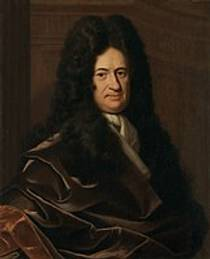 Picture of an author: Gottfried Wilhelm Leibniz