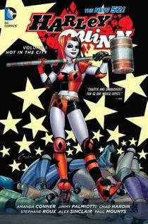 Picture of a book: Harley Quinn, Vol. 1: Hot In The City