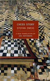 Picture of a book: Chess Story