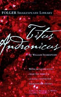 Picture of a book: Titus Andronicus