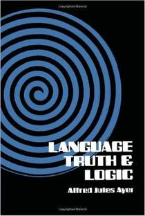 Picture of a book: Language, Truth, And Logic