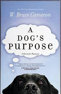 Picture of a book: A Dog's Purpose