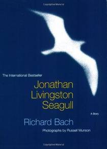 Picture of a book: Jonathan Livingston Seagull