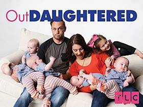 Picture of a TV show: Outdaughtered