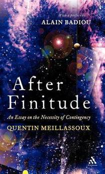 Picture of a book: After Finitude: An Essay on the Necessity of Contingency