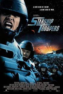 Picture of a movie: Starship Troopers