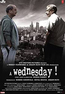 Picture of a movie: A Wednesday
