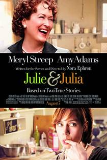 Picture of a movie: Julie & Julia