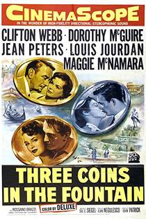 Picture of a movie: Three Coins In The Fountain