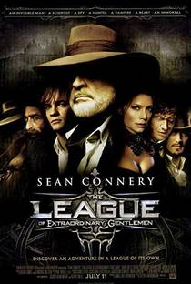 Picture of a movie: The League Of Extraordinary Gentlemen