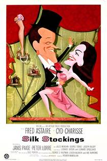 Picture of a movie: Silk Stockings